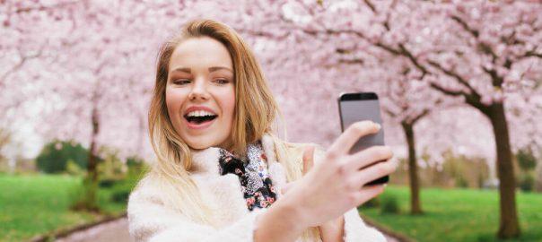 Como escolher a melhor foto de perfil para um site de encontros